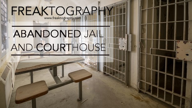 Exploring a Historic Abandoned Jail and Courthouse
