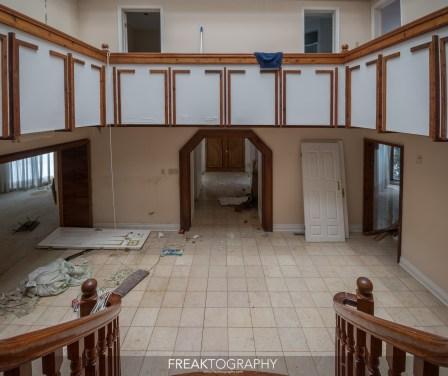Abandoned 4 Million Dollar Mansion Toronto