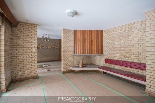 Four Million Dollar Abandoned Mid Century Home with 6 Bedrooms