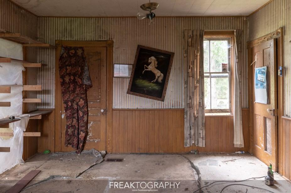 Abandoned Heritage farm Burlington Ontario