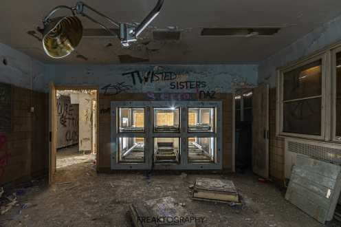 abandoned rochester psychiatric hospital morgue