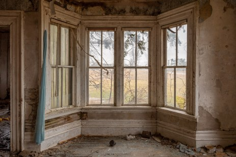 2020 abandoned house port royal ontario