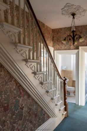 Inside the hambley house nobleton ontario