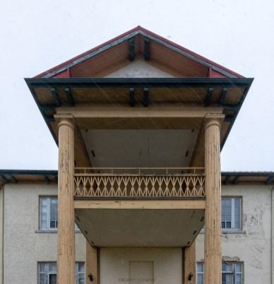 Abandoned Heritage Mansion Built 1838