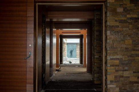 canadas largest abandoned mansion interiors peter grant mansion