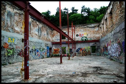 abandoned barber paper mill 20127