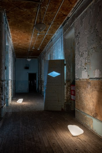 london insane asylum urban exploration photography