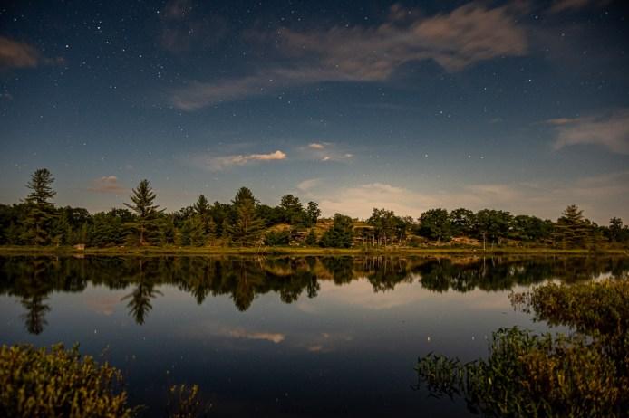 torrance barrens night sky astrophotography