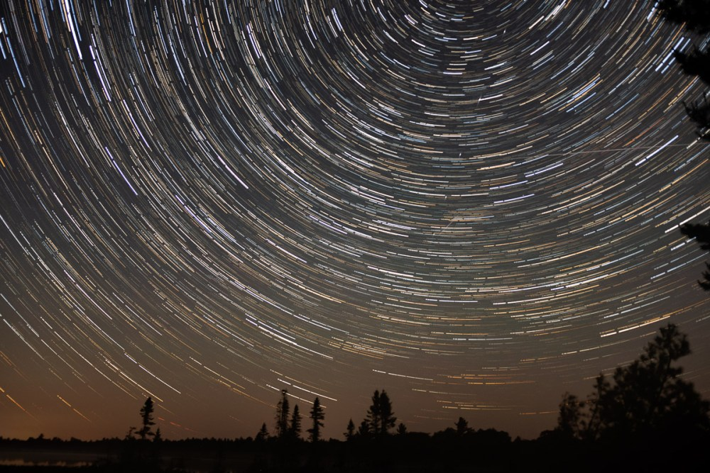 torrance barrens night sky astrophotography