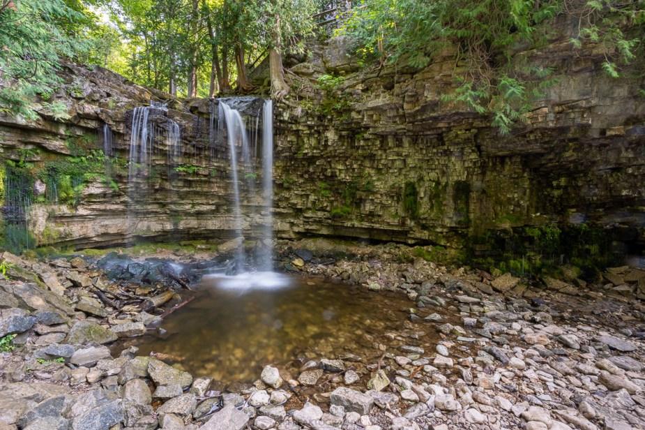 Hilton Falls Ontario Waterfalls