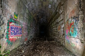 the legend of screaming tunnel Niagara
