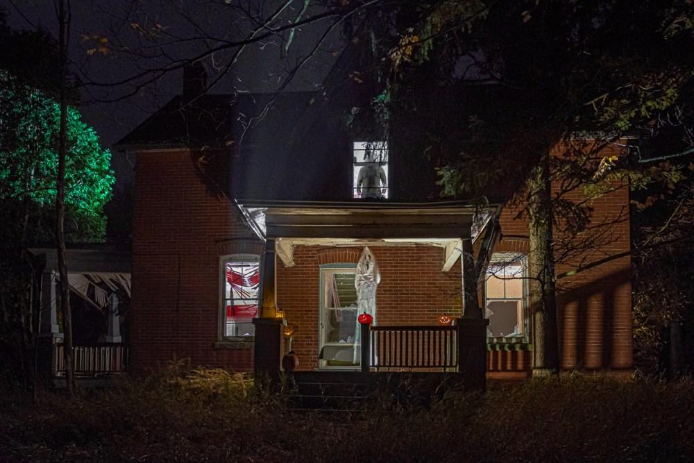 abandoned halloween haunted house lume cube