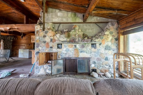 Abandoned Ranch House