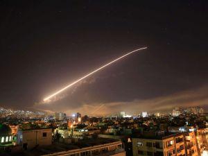 Ανασκόπηση της σημερινής επίθεσης στη Συρία