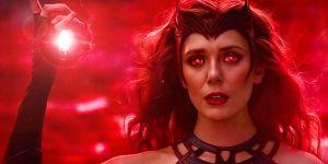 Από τη Wanda Maximoff στη Scarlet Witch [spoiler alert]