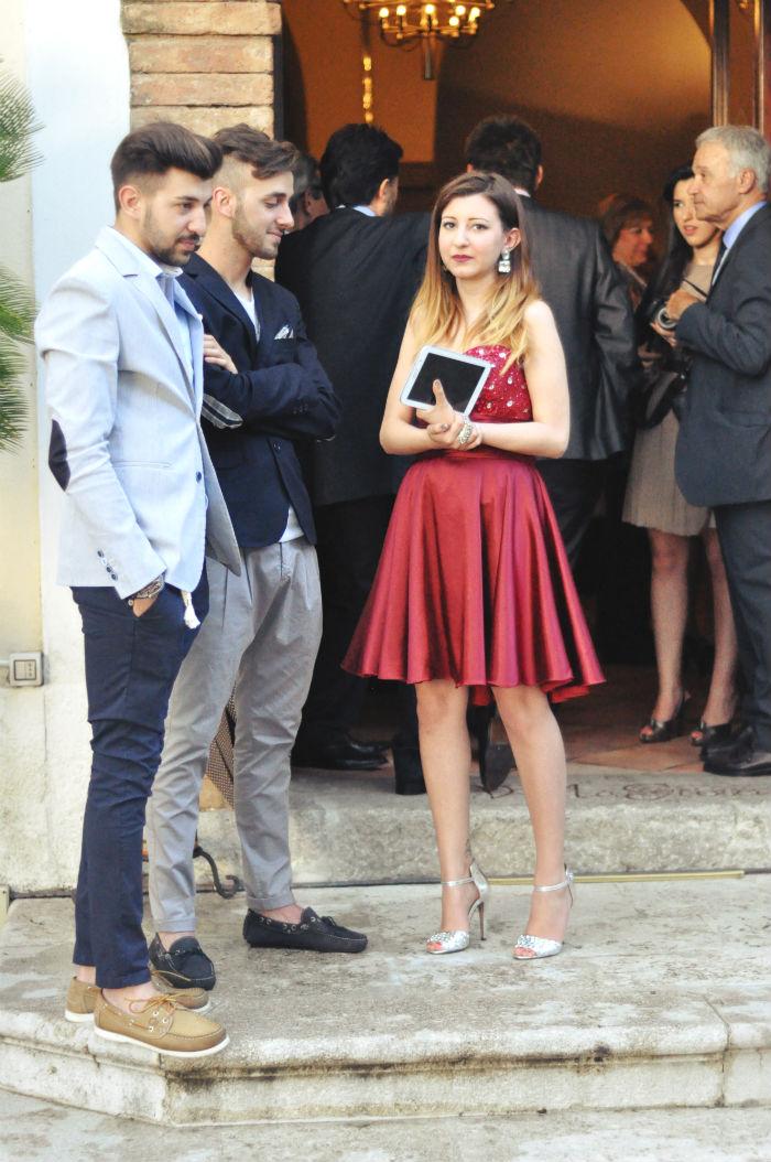 Abiti da cerimonia online Edressy  Freaky Friday Fashion Blogger Sabrina Musco