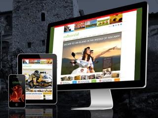 Radicondoli Website