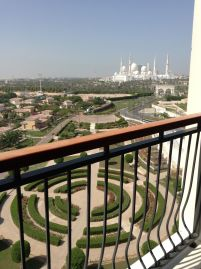 Ritz Courtyard & Mosque