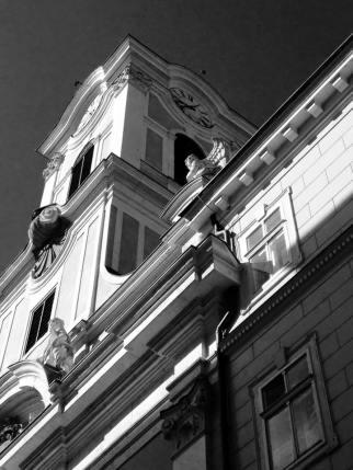 Sky and Church