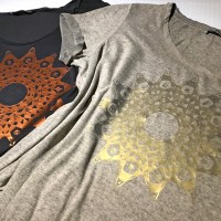 Making a spirograph drawing into a t-shirt design with the ScanNCut