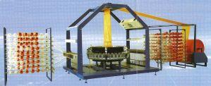 SYZW 4x850H Leno Bag Loom 機台2 Mesh Bag Machines