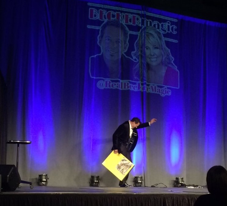 Tips for Successful Events from Dallas' Top Magician