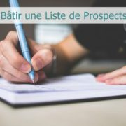 Votre Liste de Prospects en Marketing Relationel