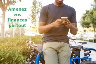 Une application financière pour tenir vos finances personnelles dans votre téléphone portable