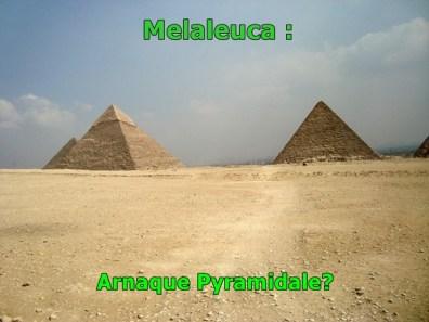 Melaleuca - Arnaque Pyramidale à mon avis