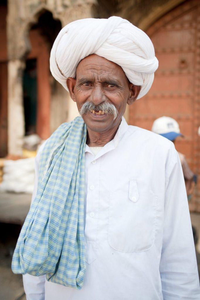 Portrait photo Inde