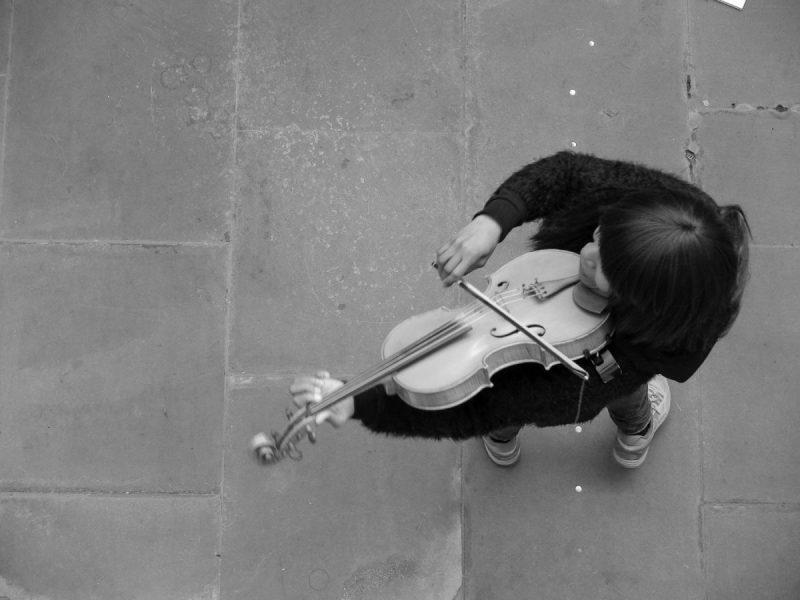 Londres violon