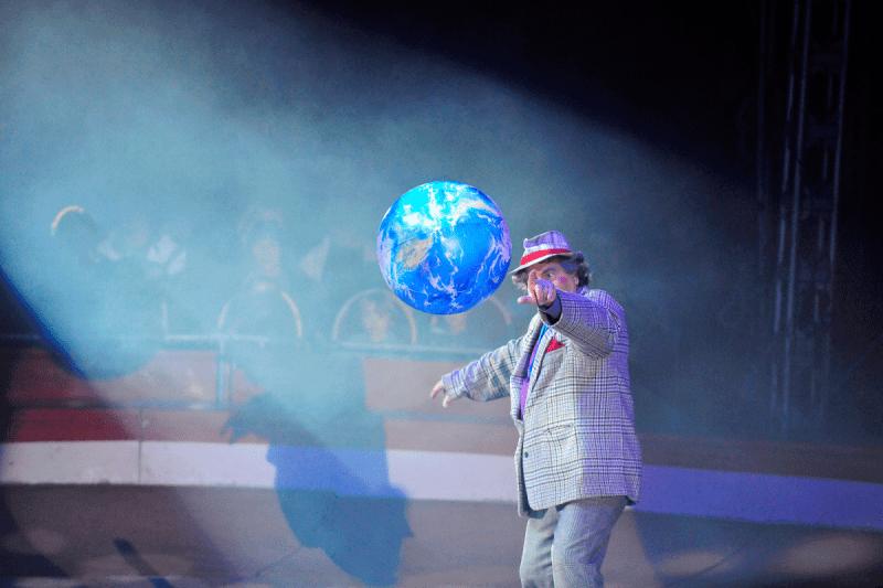 photographe de spectacle cirque Bordeaux