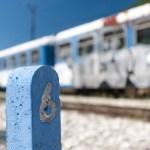 photo train de Provence