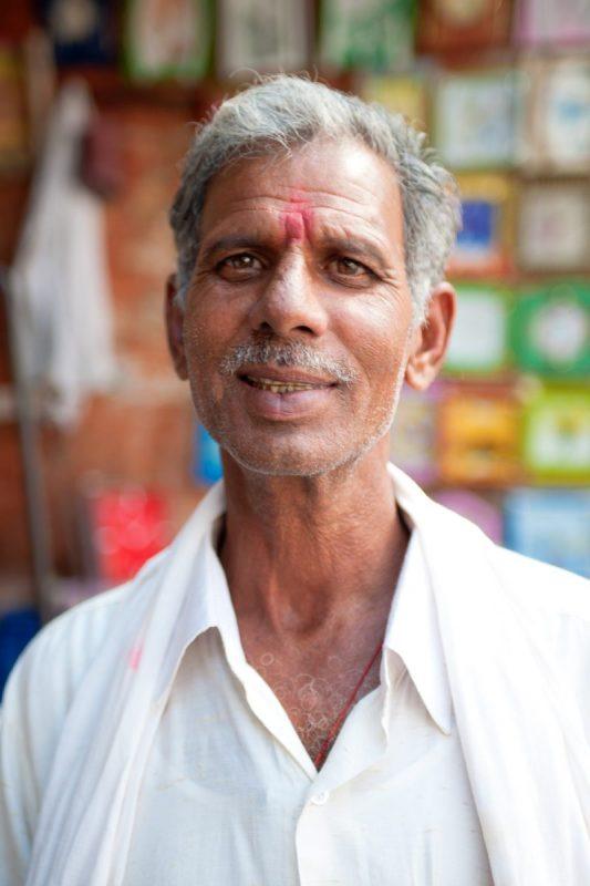 Portraits photo Inde