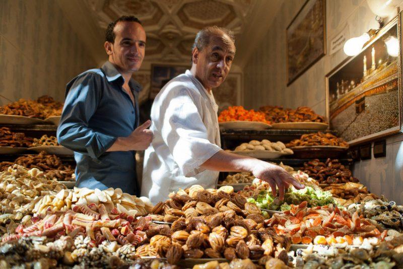 reportage souk maroc