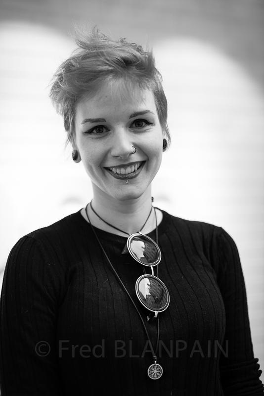 Portrait Audrey