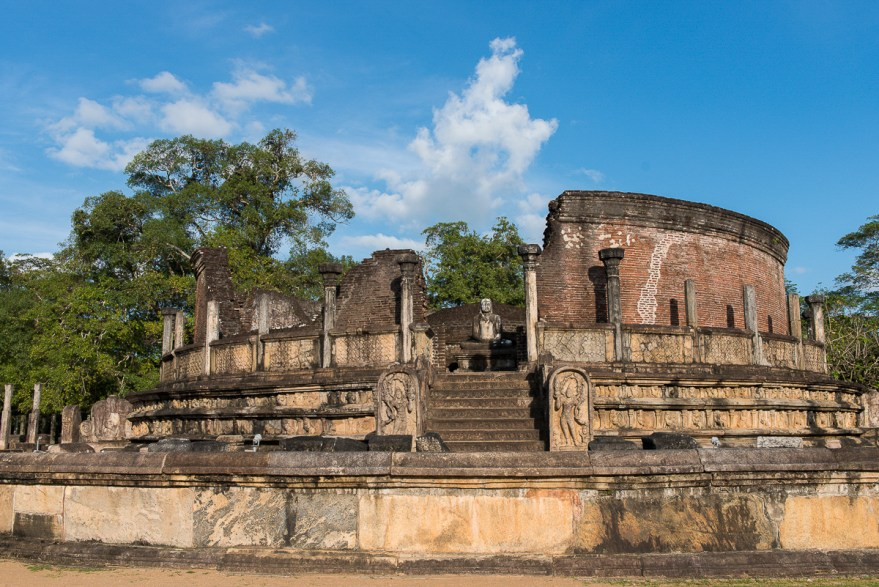 Photo Polonnaruwa fred Blanpain