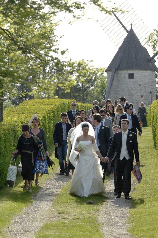 reportage mariage dans le Lot et Garonne entre Marmande et Agen