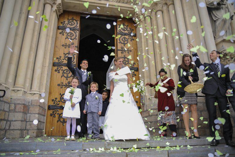 Photos de mariage à St jean d'Illac près de Mérignac