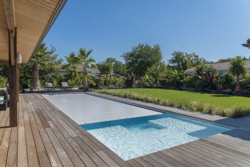 photographe couverture de piscine et spa dans le Sud France