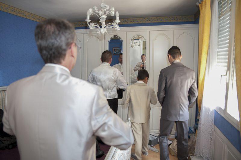 photos préparatifs mariage Mérignac