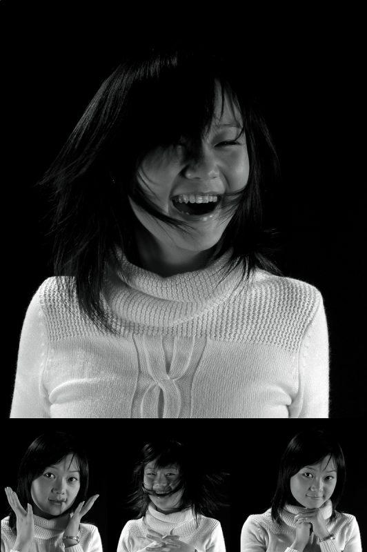 Enterrement de vie de jeune fille EVJF portrait