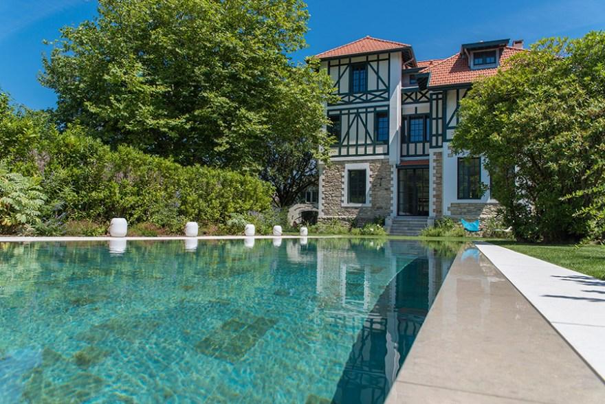 Photographe piscines spas Pyrénées Atlantiques Landes Pays Basque