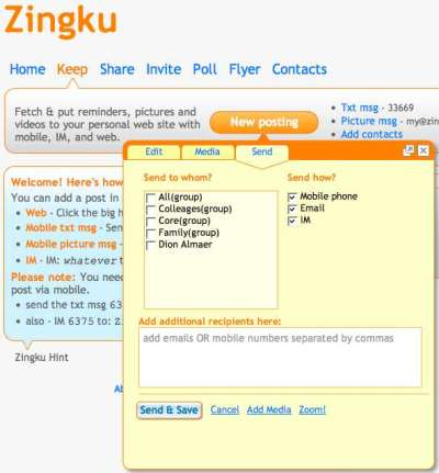 Zingku