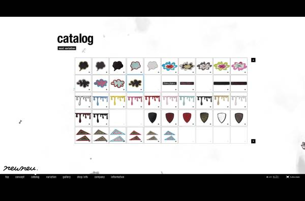 newneu_catalog