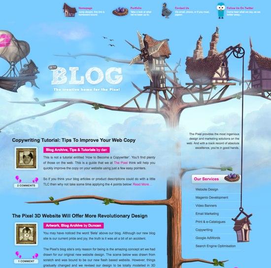 ThePixelBlog