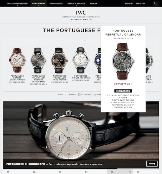 IWC_Collection