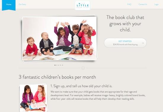 LittleBookClub