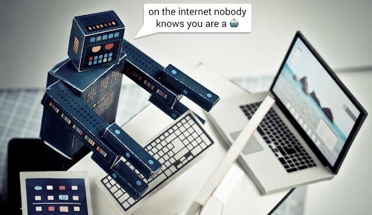Nobody-robot