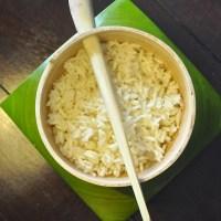 riz parfumé à la citronnelle